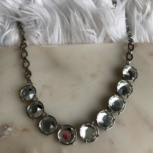 Lia Sophia Infinite Me Necklace - large crystal